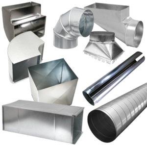 Duct Work Sheet Metal