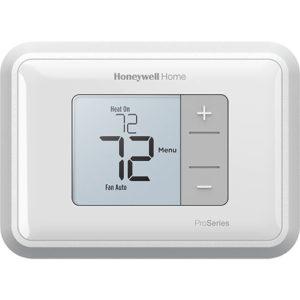 Non Programmble Thermostats