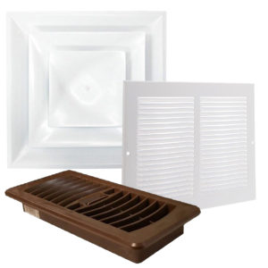 Grill, Register and Diffusers